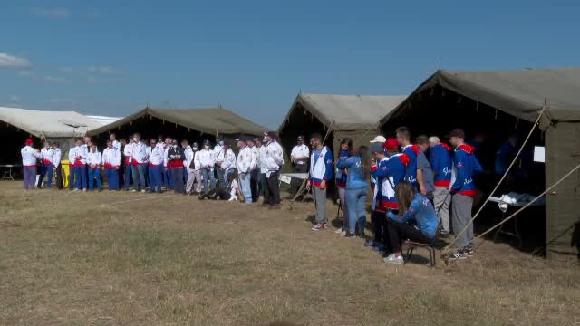 (P) Campionatul Mondial de Rachetomodelism are loc la Buzău. Participă echipe din 18 țări