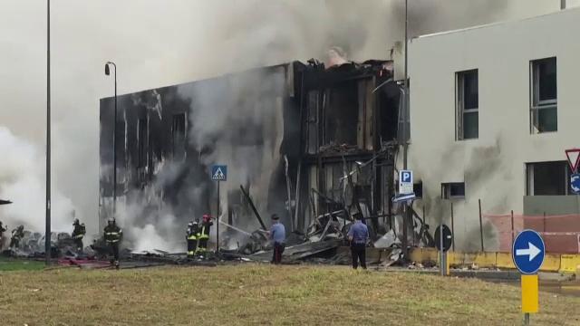 Cum s-a prăbușit avionul lui Dan Petrescu. Anchetatorii au recuperat cutia neagră