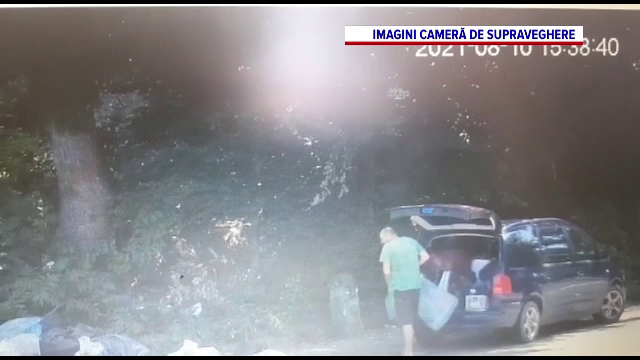 Zeci de amenzi și mașini confiscate, după ce mai mulți oameni au fost filmați aruncând deșeuri în locuri nepermise