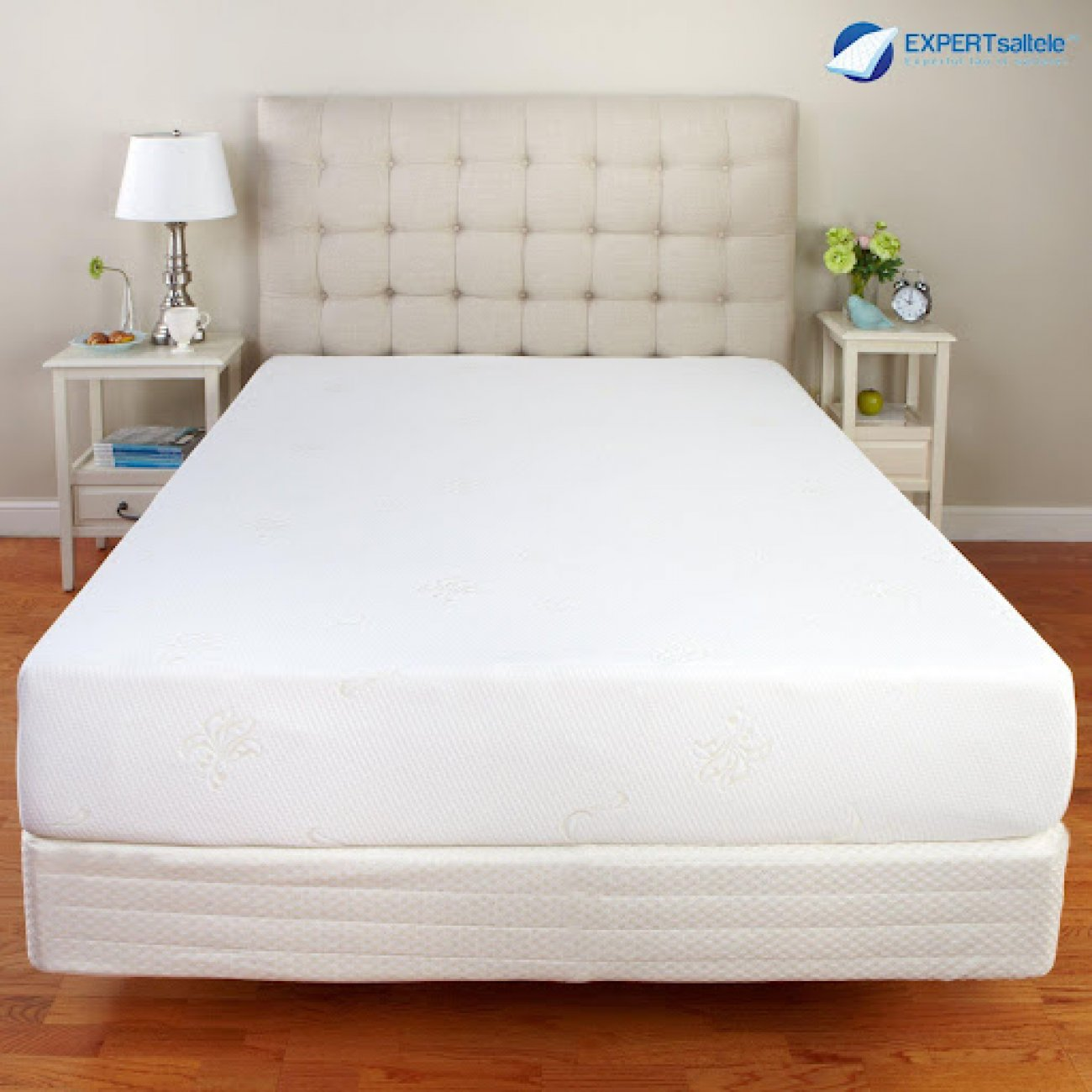 (P) Un somn mai odihnitor este câștigat dacă veți alege saltele potrivite - expertul în saltele explică