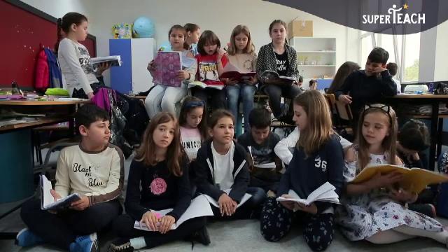 Ce este SuperTeach, proiectul care poate schimba radical sistemul de învăţământ din România