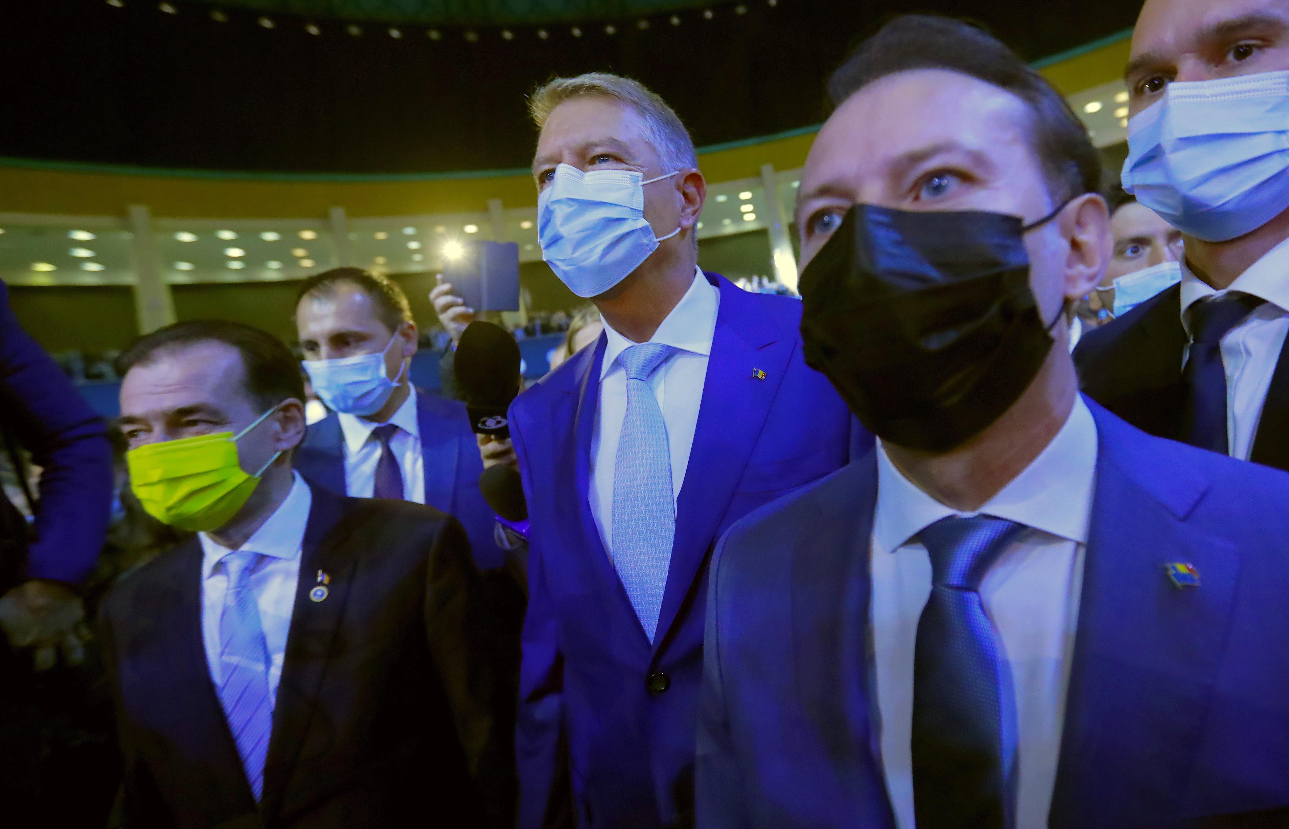 """Iohannis, despre pandemie și criza politică: """"Sunt foarte îngrijorat, recunosc. Este o catastrofă"""""""