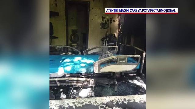Încă un pacient salvat din incendiul de la Constanța a murit. Bărbatul fusese transferat la Spitalul Județean