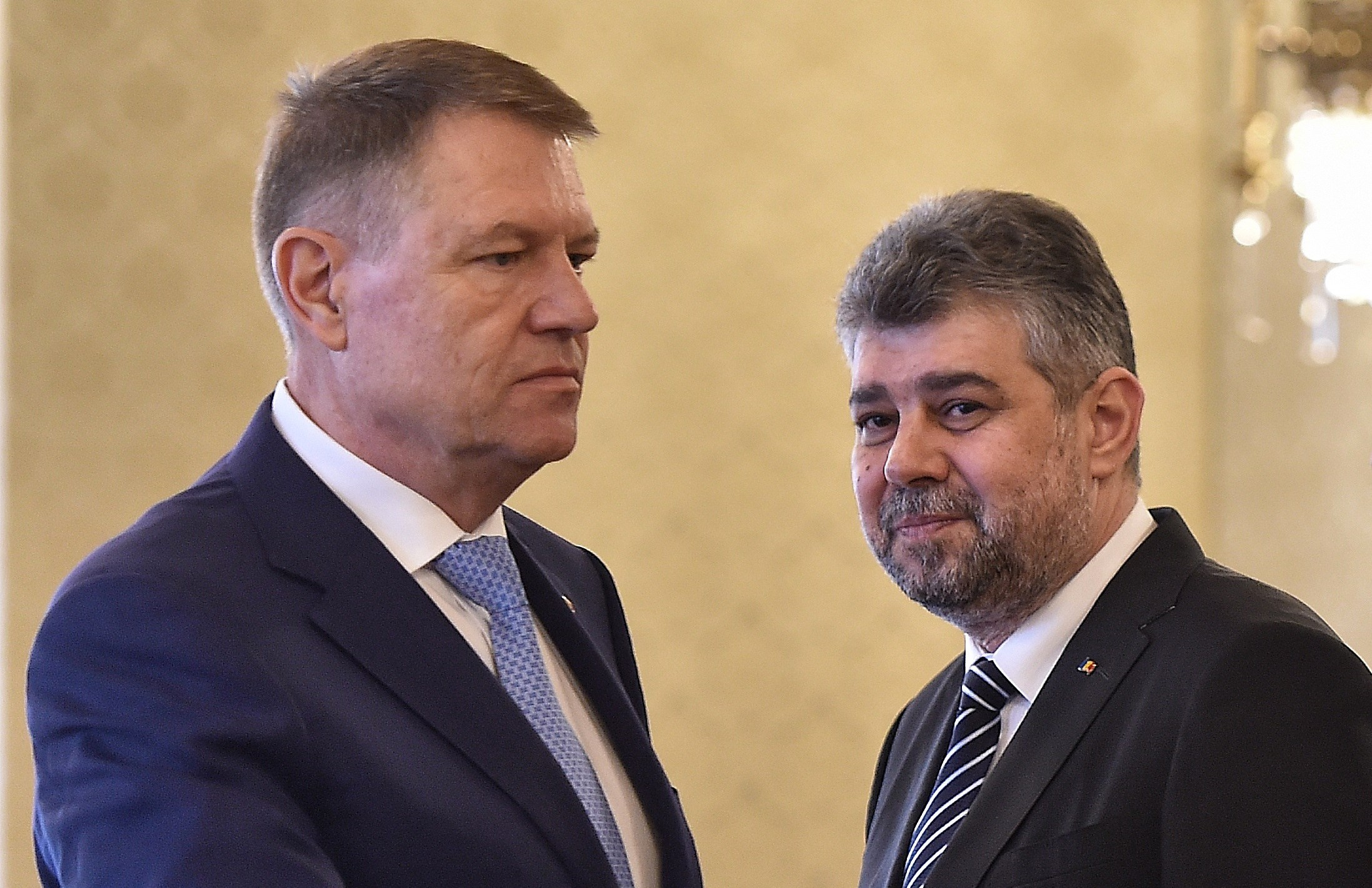 Ciolacu: Părerea mea e că ar trebui suspendat preşedintele. Nu văd cu ce să mă aibă la mână