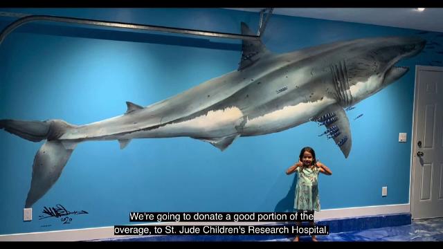 Deși se luptă cu o boală nemiloasă, o fetiță de șase ani este un exemplu bun de urmat. Care este povestea ei