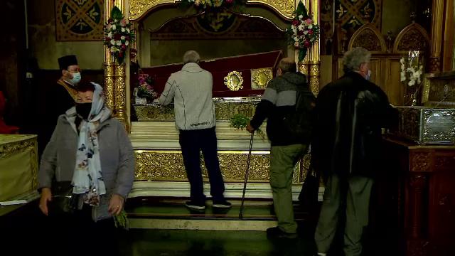 Începe pelerinajul dedicat Sfintei Parascheva. Ce măsuri trebuie să respecte credincioșii