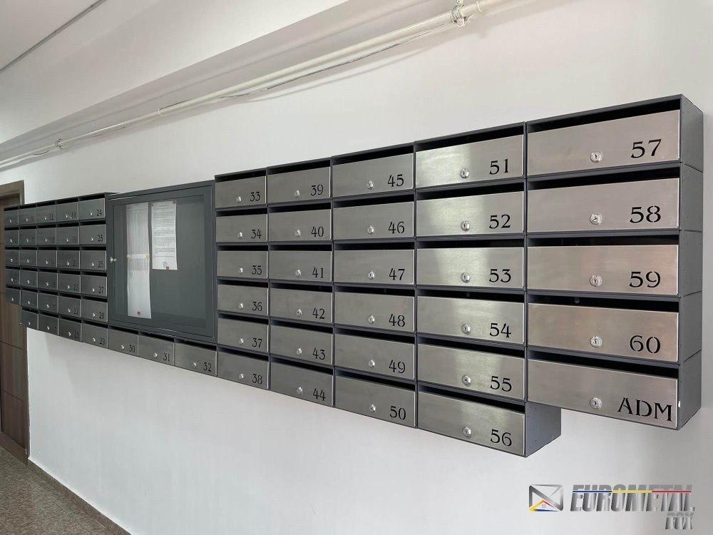 (P) Cutii poștale by Eurometal Box. Cum punem preț pe corespondența noastră
