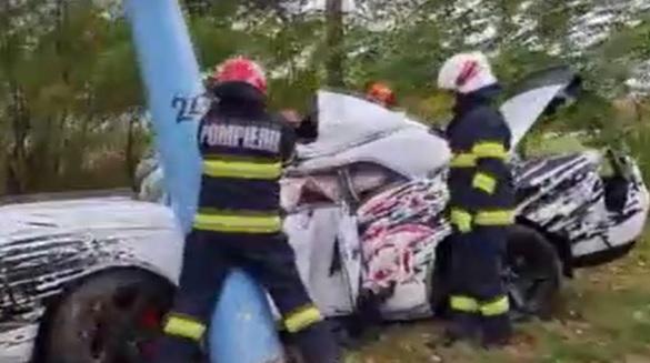 Șoferul teribilist decedat în Mamaia conducea un bolid cu peste 300 de cai putere, care atinge 100 km/h în 4 secunde