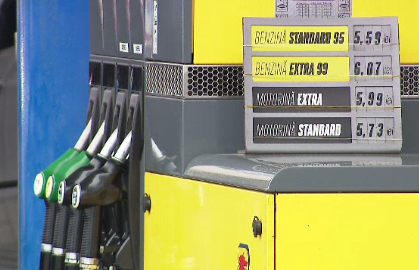 Benzina premium a depășit pragul de 7 lei/litru. Harta prețurilor benzinei în București și în țară