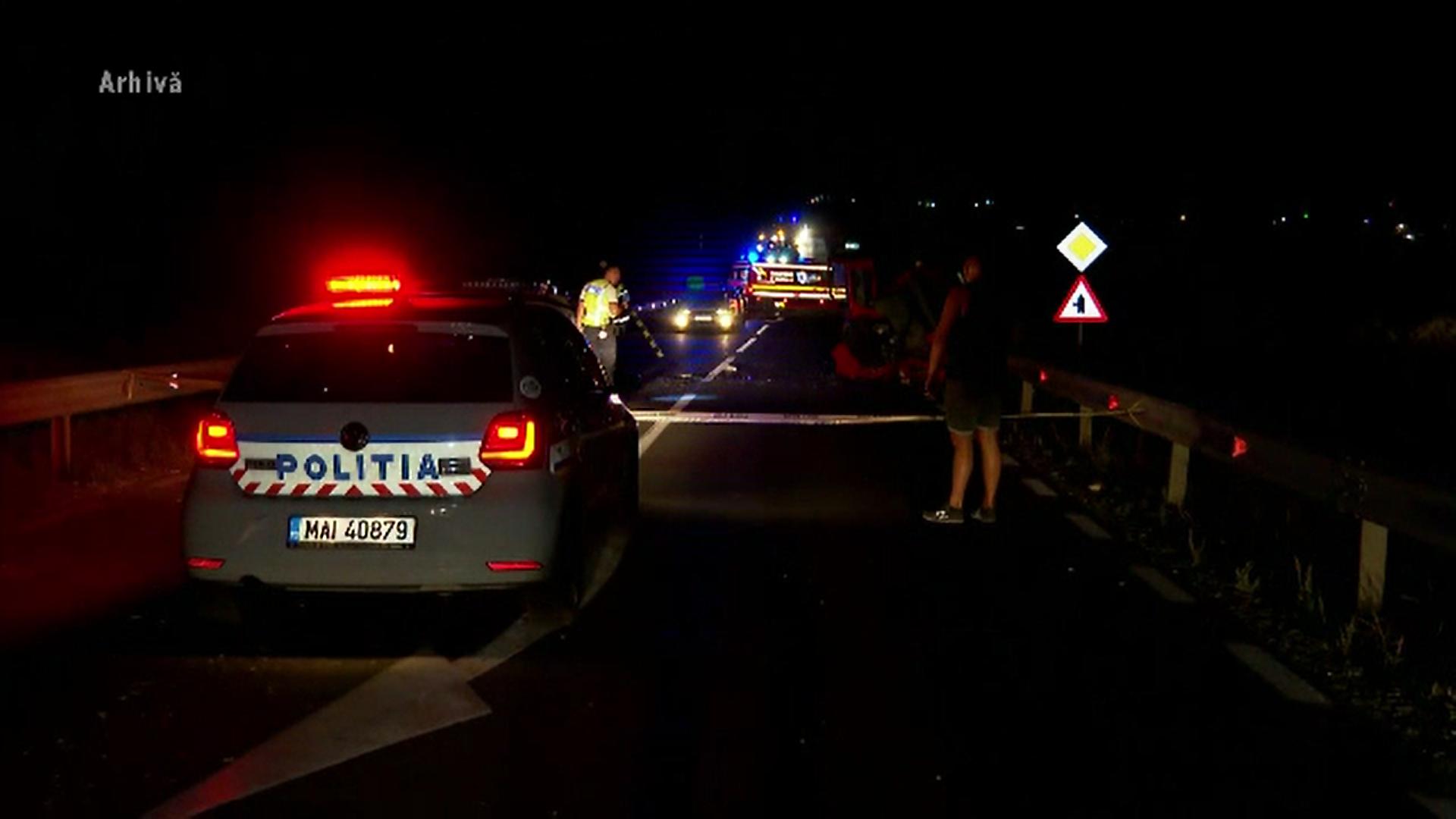 Sfârșit cumplit pentru un bărbat din Craiova. Omul și-a pierdut viaţa după ce a fost lovit de două mașini