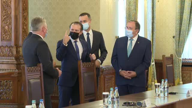 Iulian Dumitrescu: Florin Cîţu este propunerea de premier cu care PNL merge la consultări