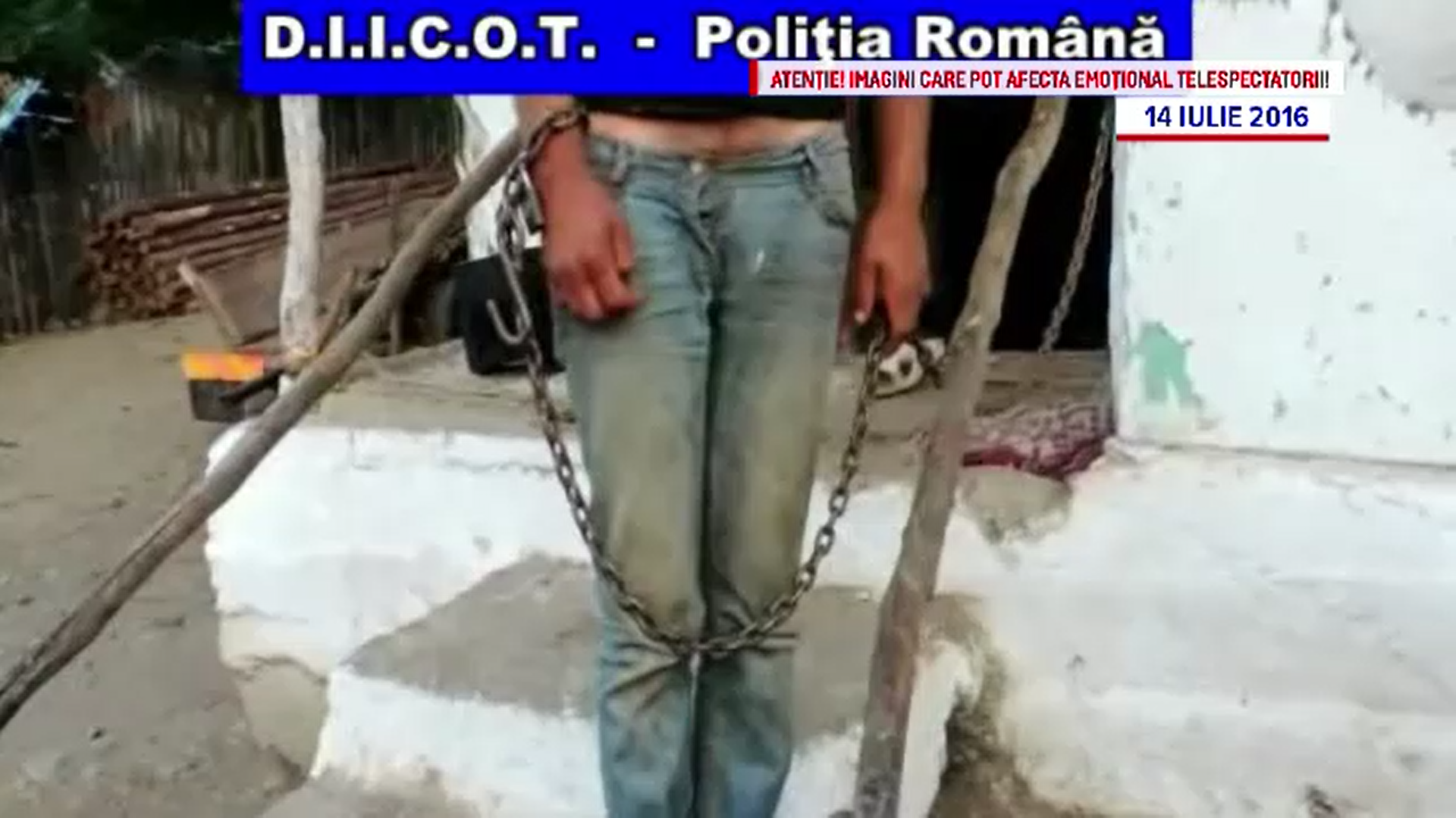 Alte două persoane au fost reținute în dosarul sclavilor descoperiţi în urmă cu cinci ani, la Berevoieşti