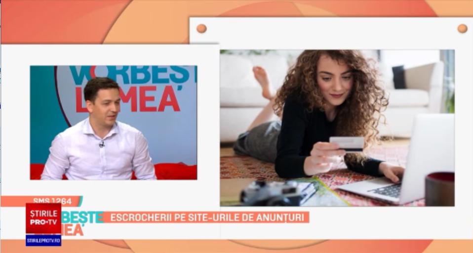 Marea țeapă de la mica publicitate. Cum sunt păcăliți românii să-și dea datele de pe card și ce trebuie să facă
