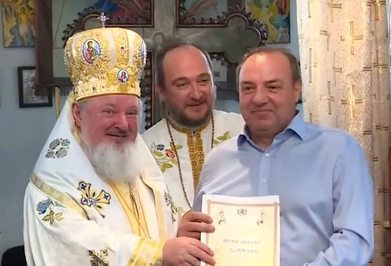 """Arhiepiscopia Bucureștilor reacționează în scandalul """"Marele Alb"""". Un vicar a demisionat"""