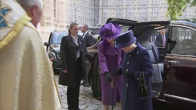 Cum a fost surprinsă Regina Elisabeta a II-a. Nu s-a mai întâmplat niciodată