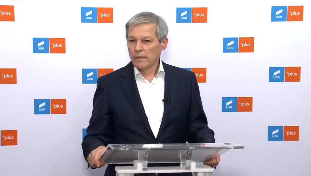 Cioloș a propus refacerea coaliției USR-PNL-UDMR: Cîțu și Kelemen Hunor au cerut timp până vineri să discute în partide