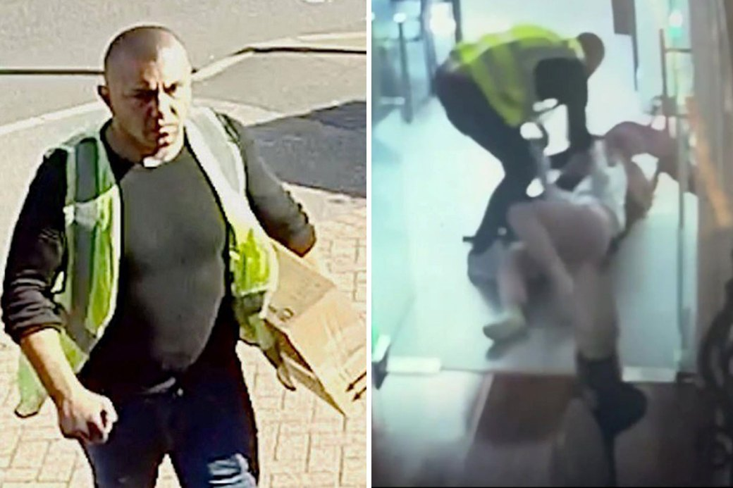 Condamnarea primită de românul recidivist care a jefuit o familie din Anglia și a bătut o fetiță și două femei