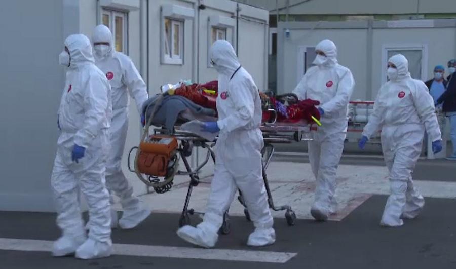 Ungaria ajută România. Opt pacienți critici cu COVID-19 au fost internați în spitale din Debrecen și Szeget