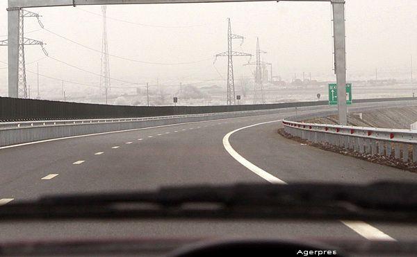 A fost emis Ordinul pentru începerea lucrărilor pe lotul 3 din Autostrada de Centură Bucureşti Sud