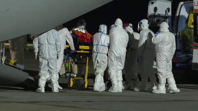 Încă trei pacienți români bolnavi de Covid-19 au ajuns în Ungaria. Alți 12 urmează să fie primiți de țara vecină