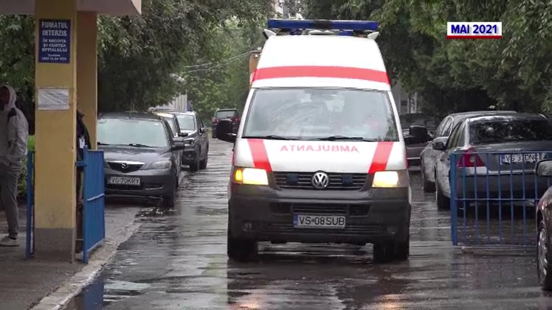 Un bărbat din Vaslui a fost condamnat la 10 ani de închisoare pentru că şi-a înjunghiat iubita însărcinată
