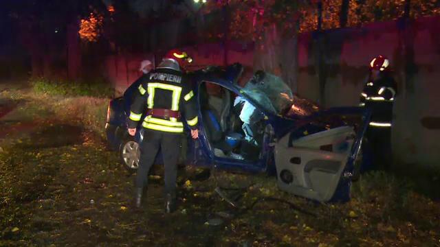 Doi tineri studenți au murit în urma unui accident îngrozitor. Șoferul avea permis de câteva luni