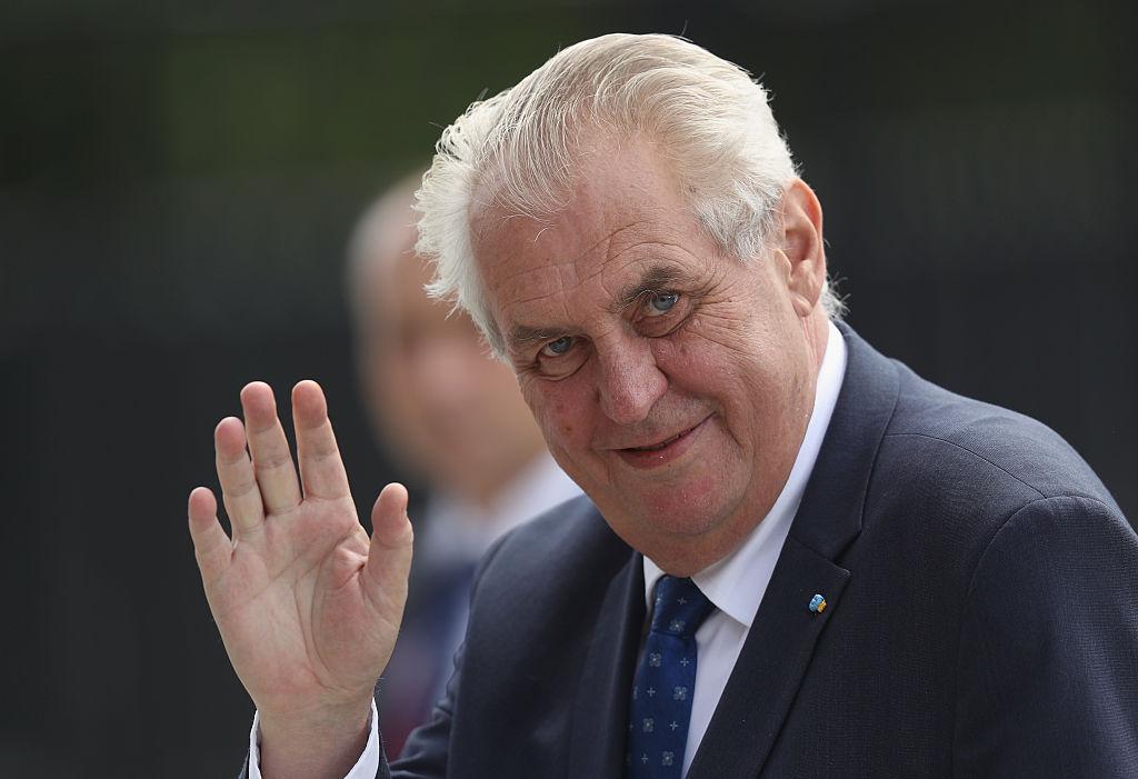 Anunț șocant în Cehia: șeful statului e prea bolnav pentru a-şi mai putea îndeplini atribuţiile
