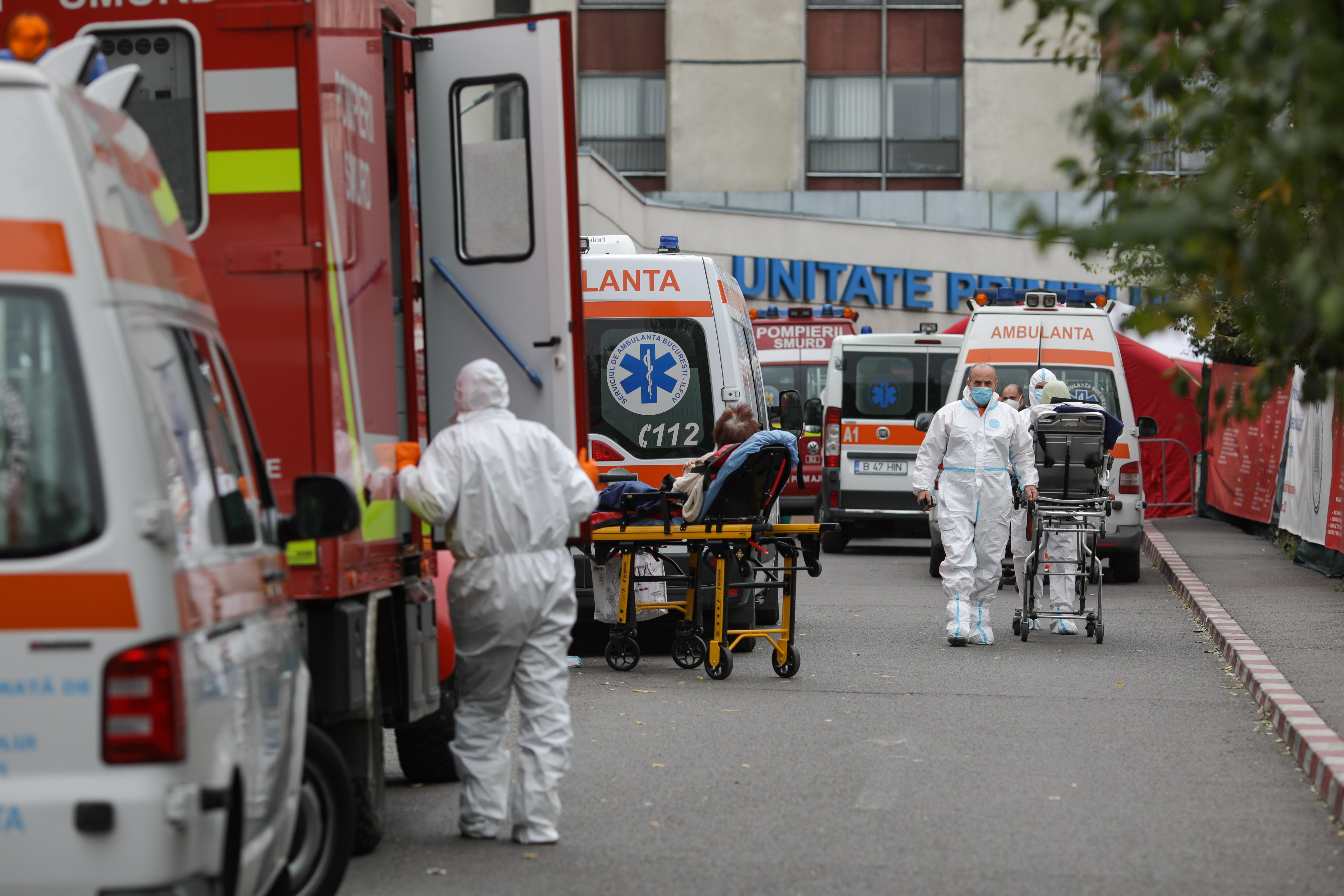 Coronavirus România, bilanț 20 octombrie: 423 de decese și 17.158 de cazuri noi