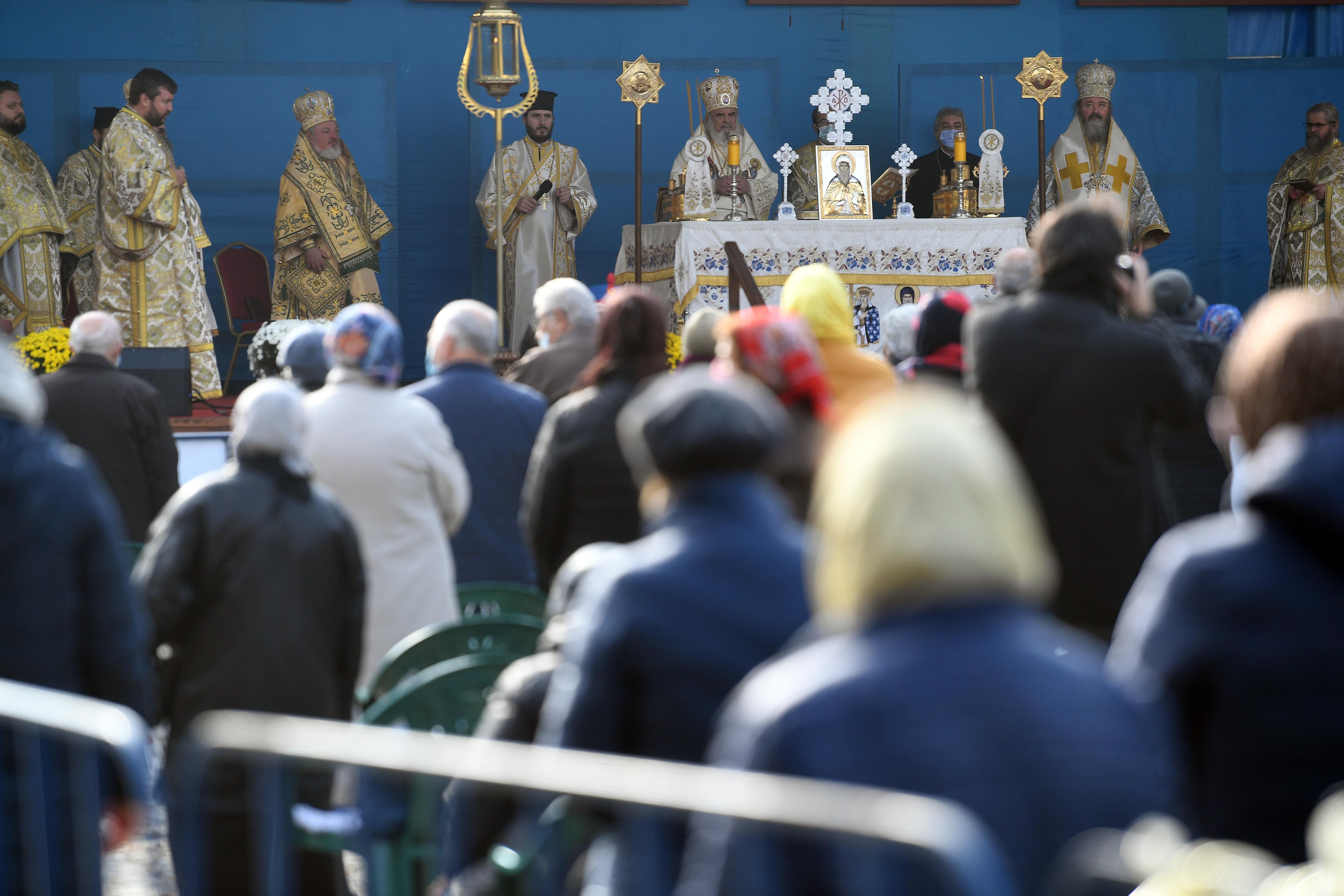 Sfântul Dimitrie cel Nou. Patriarhia anunță că nu va mai fi procesiune, din cauza aglomerației