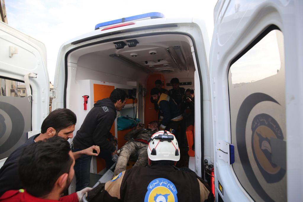 13 membri ai personalului militar sirian, ucişi în explozia unei bombe la Damasc