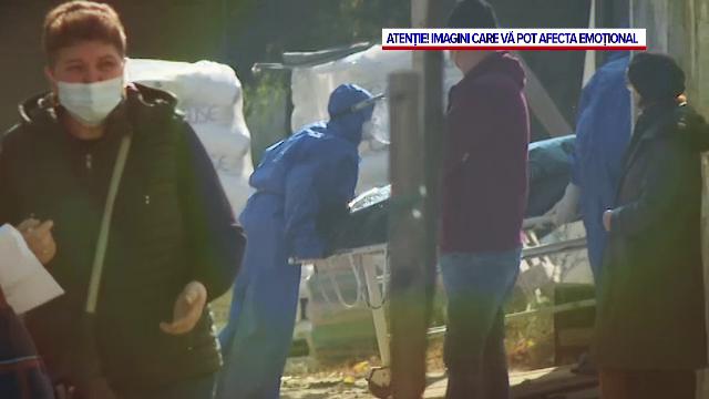 Valul de decese care îndoliază România a dat peste cap organizarea serviciilor funerare
