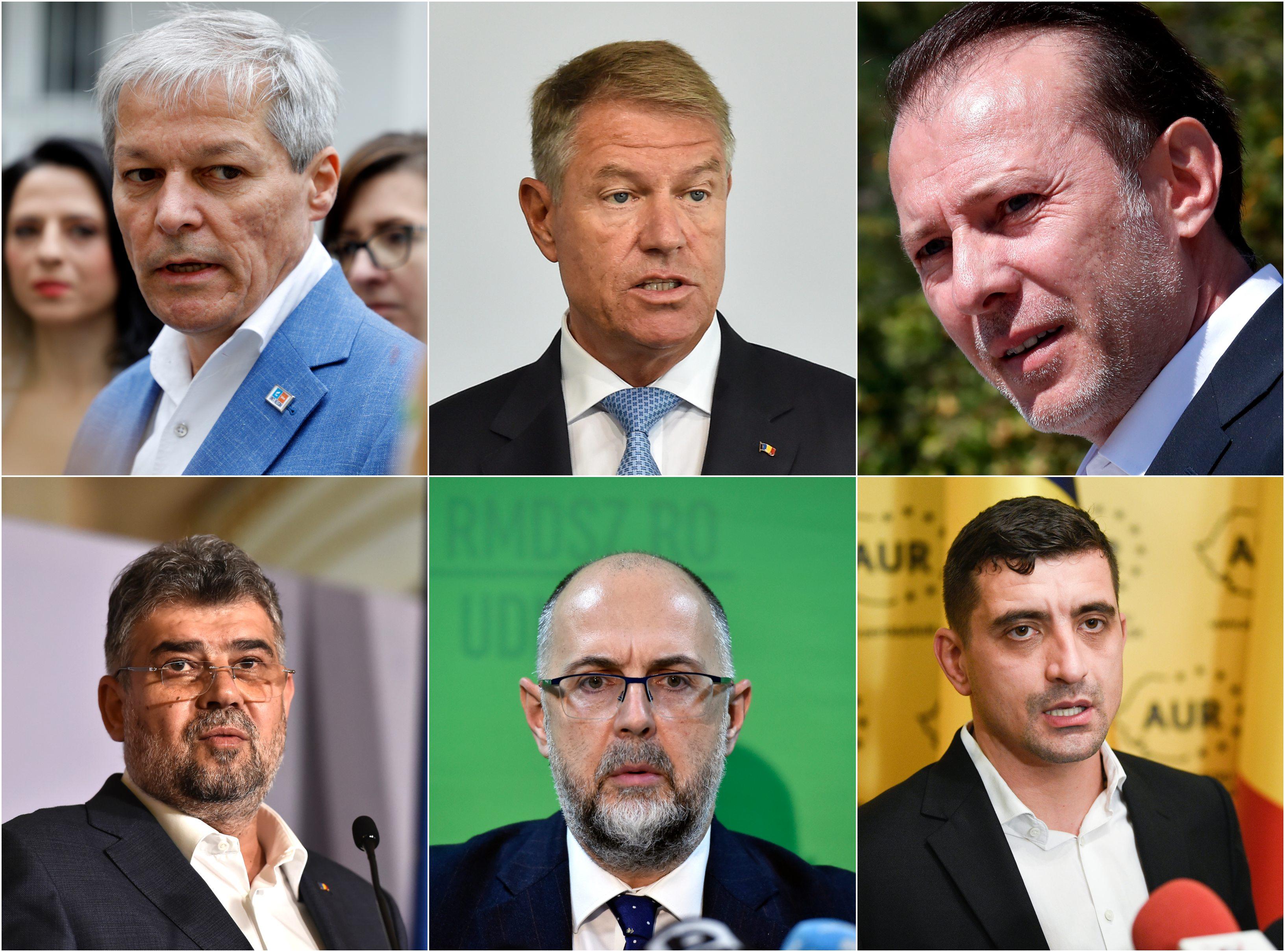 LIVE UPDATE, consultări politice la Cotroceni. PSD și USR nu vor propune un premier