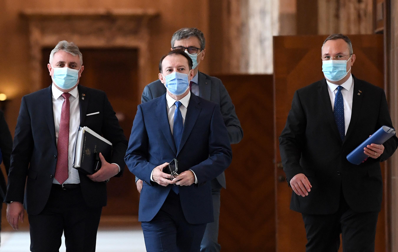 Nicolae Ciucă va fi premierul propus de PNL la consultările cu Klaus Iohannis