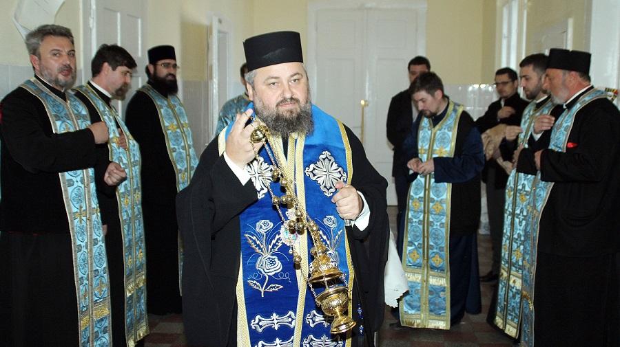 Episcopul Devei şi Hunedoarei, Gurie, a murit la vârsta de 52 de ani. Înaltul prelat era internat la ATI, cu COVID-19