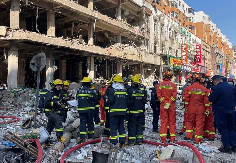 Explozie puternică într-un restuarant din China. Cel puțin trei morți și zeci de răniți