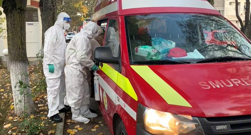 Reacția colegilor medicilor, după ce instalaţia de oxigen de la Spitalul Tg. Cărbuneşti s-a stricat