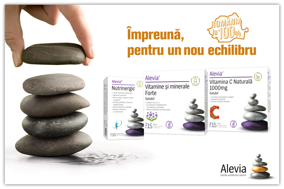 (P) Energie și vitalitate la 100% pentru echilibrul tău optim