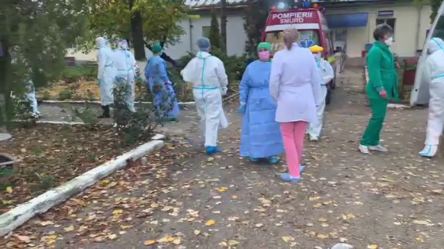 Spitalul Tg. Cărbunești ar fi rămas fără oxigen din cauza unei greșeli. Patru paciente au murit iar tragedia se poate repeta