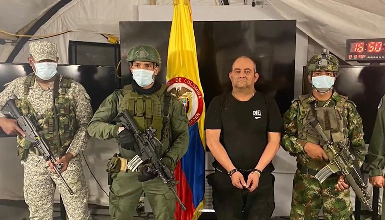 """Otoniel, cel mai căutat traficant de droguri, a fost arestat. """"O lovitură comparabilă cu căderea lui Escobar"""""""
