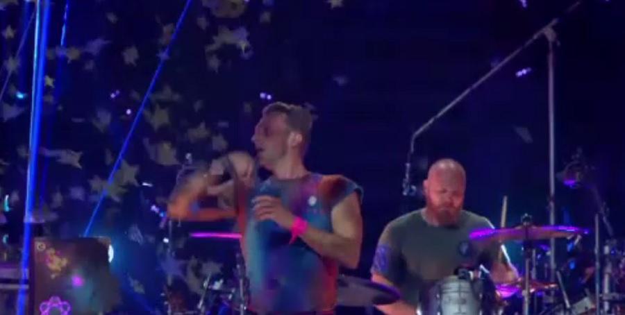 Trupa Coldplay a susținut primul concert, după o pauză de cinci ani. Imagini de senzație de la eveniment