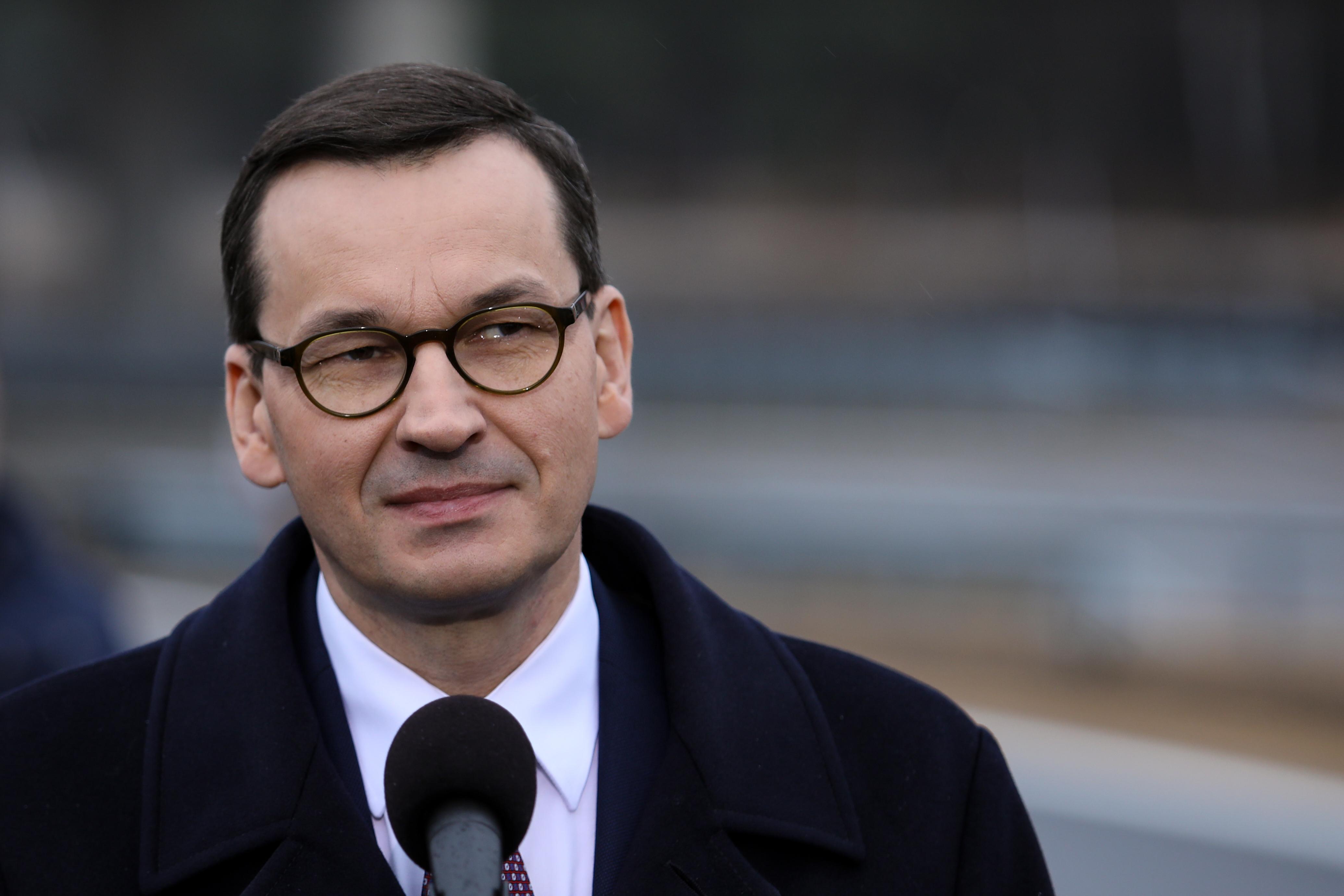 Premierul Mateusz Morawiecki a anunțat că Polonia trimite o misiune medicală în România