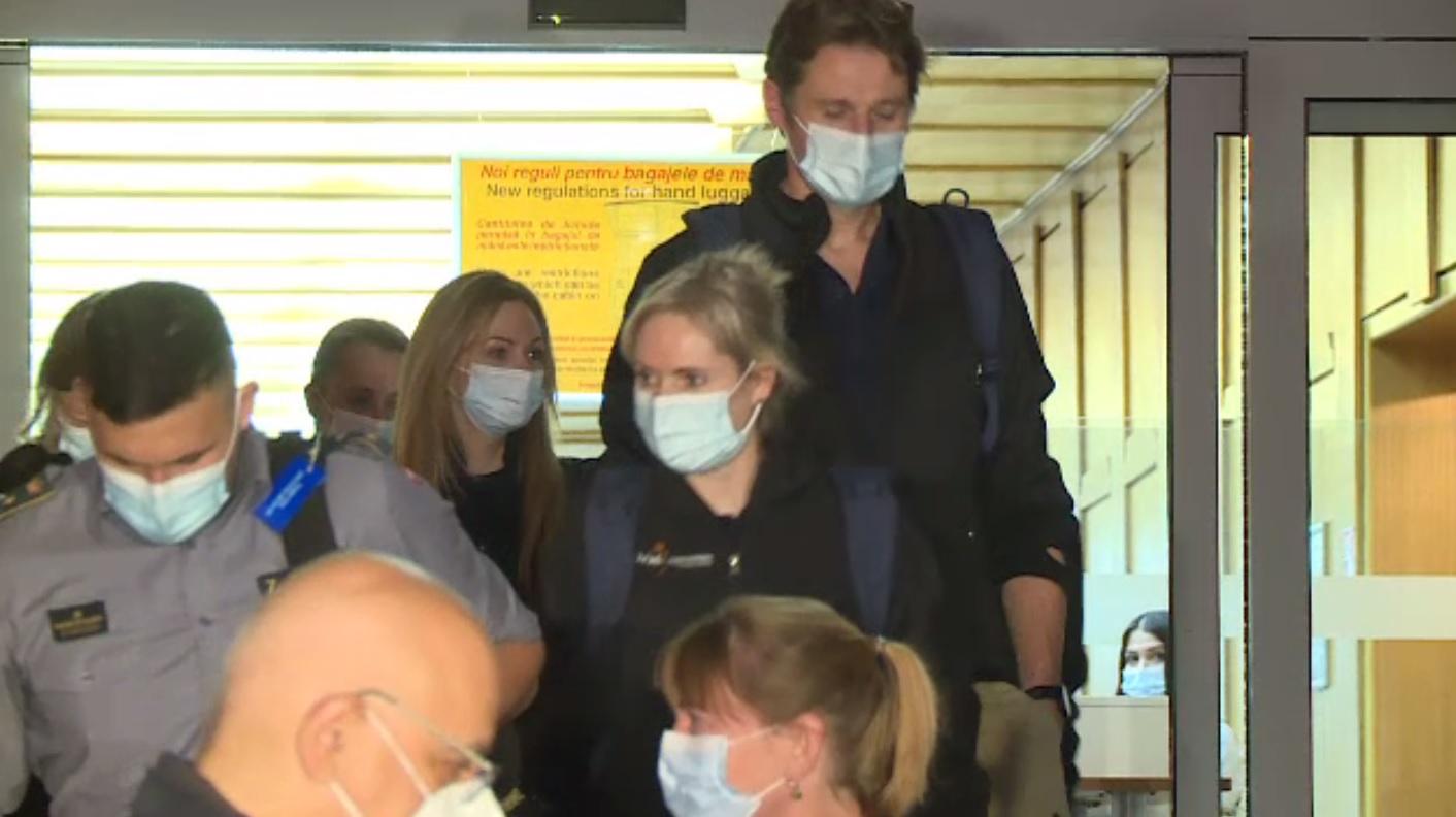 O echipă de experți ATI din Danemarca a sosit în România pentru a da o mână de ajutor în spitalele din Capitală