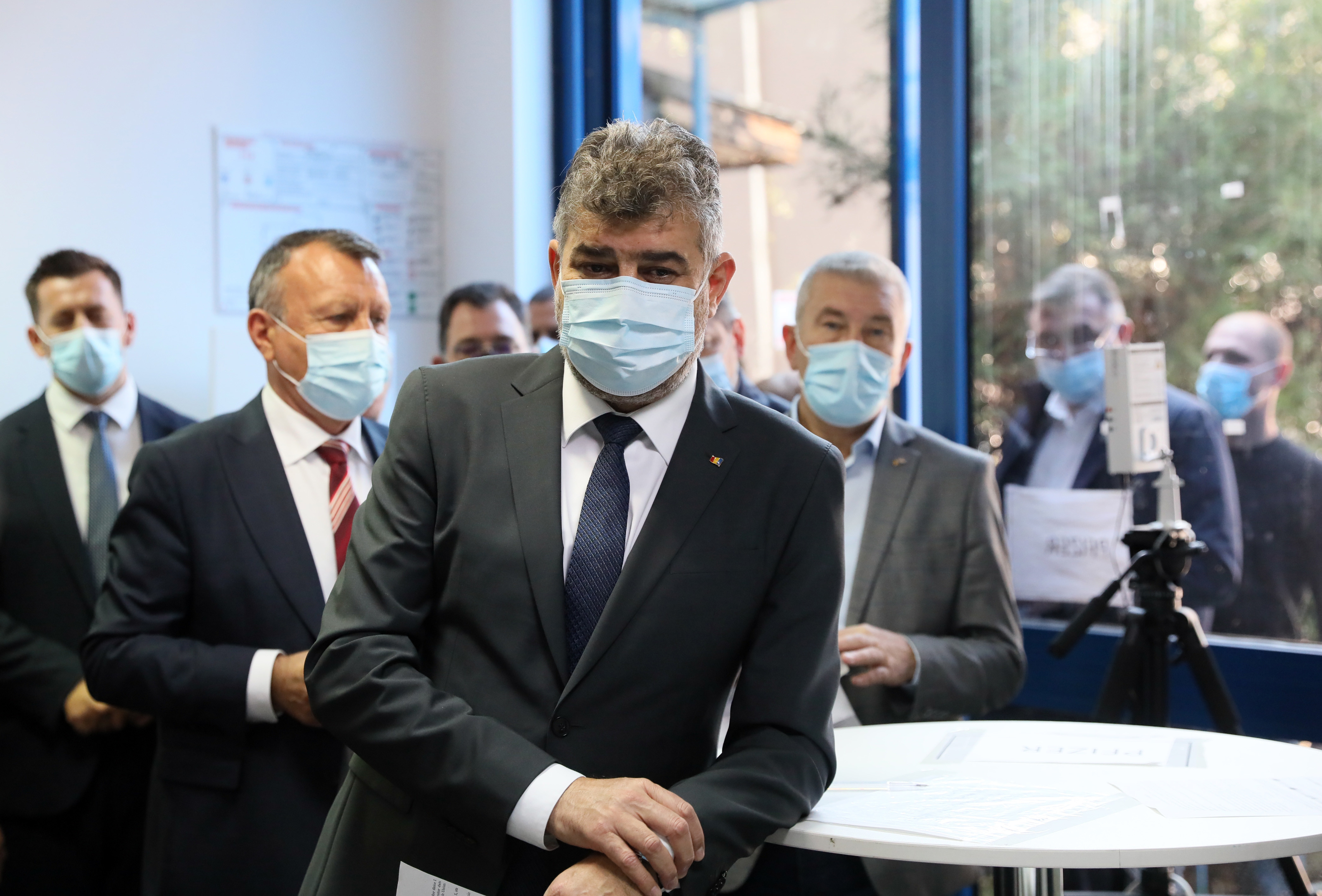 """Criză politică. Ciolacu: """"Am discuţii în continuare cu domnul prim ministru desemnat"""""""