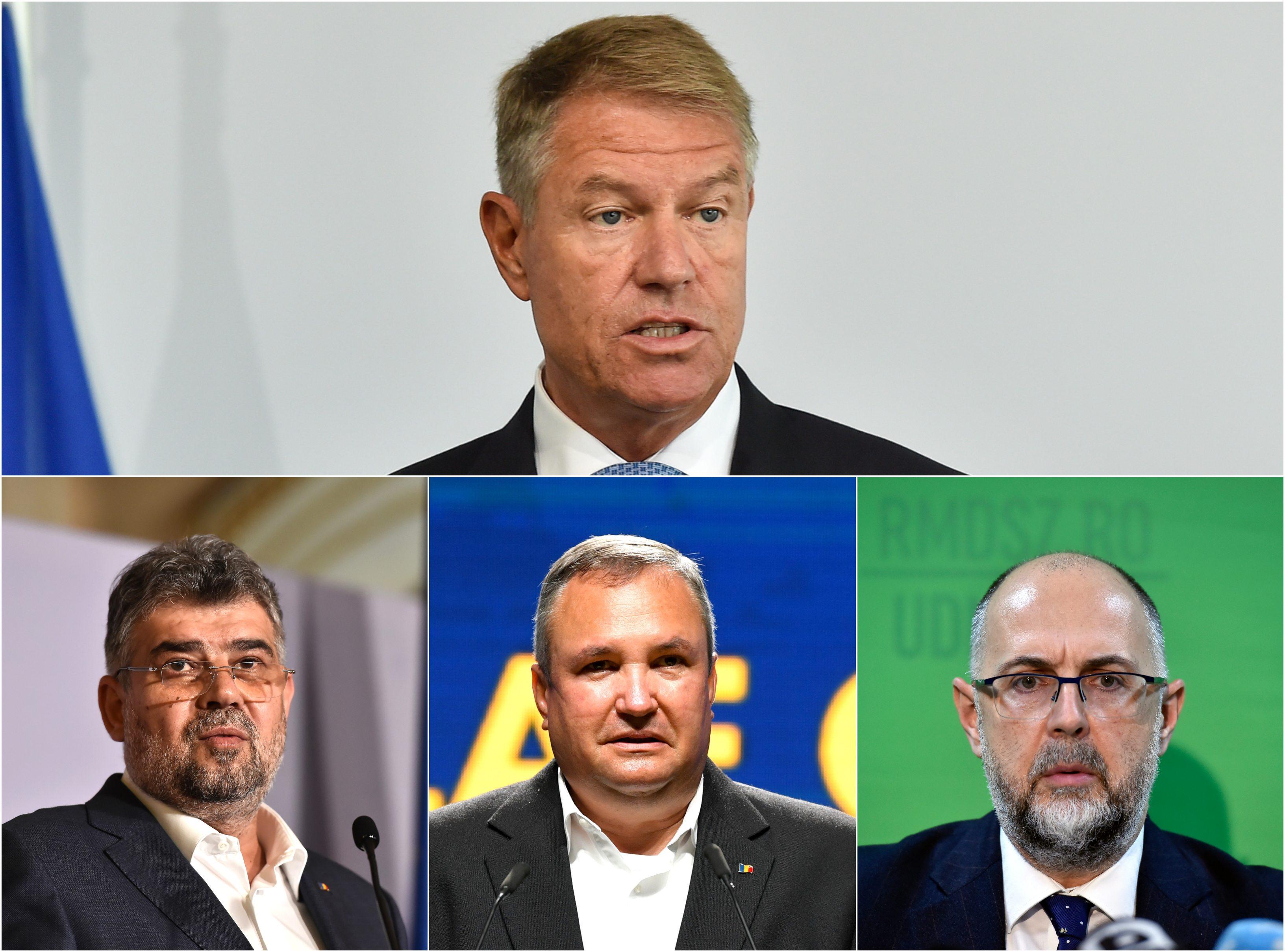 Criză politică. PSD ar fi dispus să susțină un Guvern de tehnocrați, condus de Ciucă