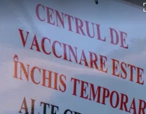 Administratorul centrului de vaccinare Ion Creangă din Capitală a fost reținut