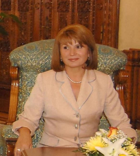 Maria Basescu: Traian nu m-a lovit niciodata