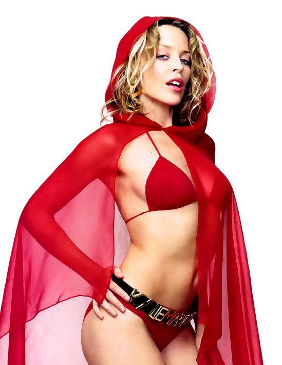 Kylie Minogue are fantezii sexuale cu femei!