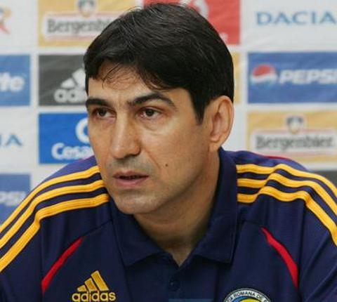 Victor Piturca este noul antrenor al Nationalei Romaniei