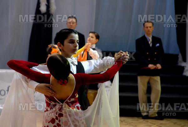800 de perechi de dansatori din 20 de tari participa la Transylvania International Dance Cup