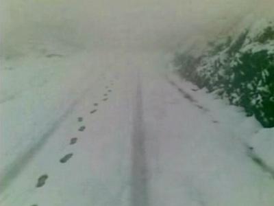 Iarna nu glumeste! Zeci de accidente si trenuri anulate din cauza zapezii